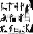 Laboring