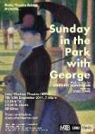 Sunday in the Park w George