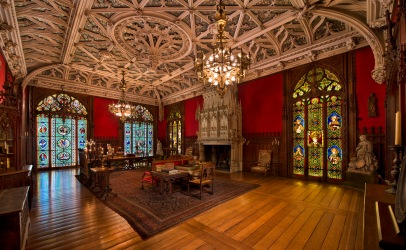 Gothic room- Marble House